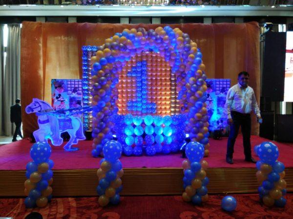 Birthday planner, Event Management company