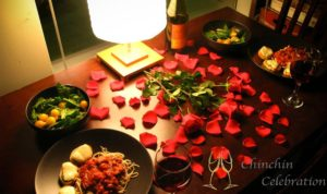 romantic dinner chinchin