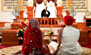 sikh wedding customs