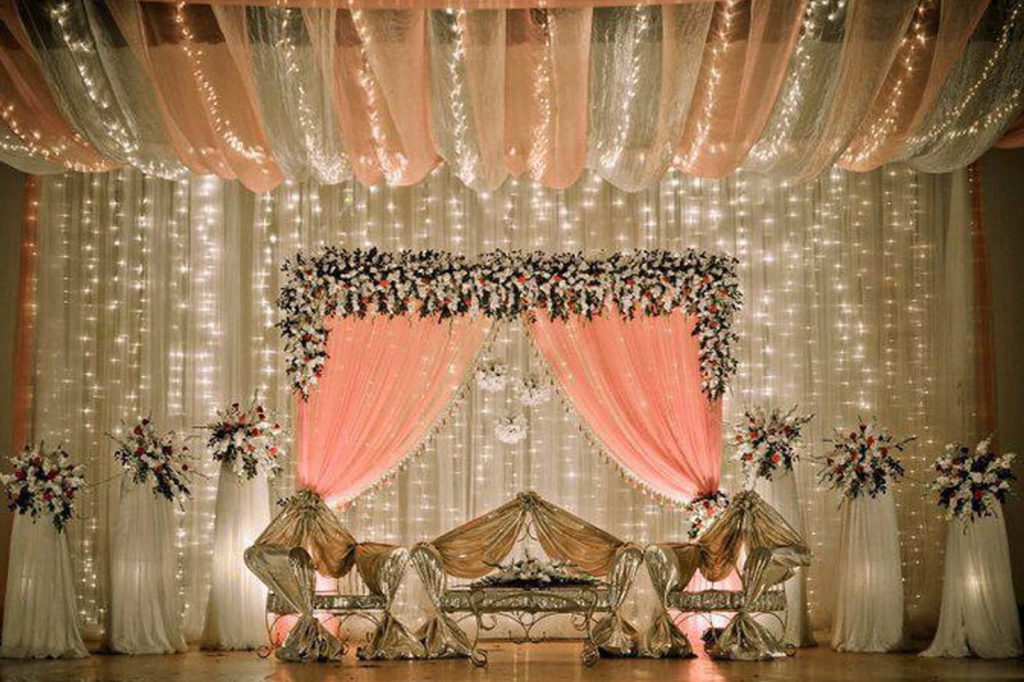 Wedding Stage Decoration Ideas Chinchin Celebration