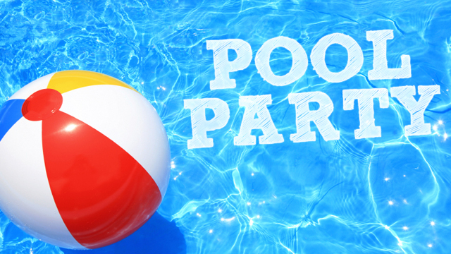 TIPS FOR PLANNING A POOL PARTY