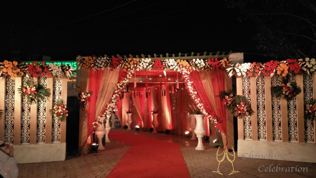 chinchin celebration is the top event manegement company in Gurgaon. Either its a wedding or a birthday party, chinchin celebration leave no stone unturned.