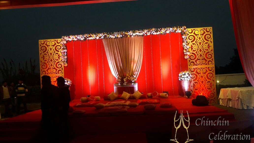wedding stage decoration. weddings, wedding decoration, its all about theme, theme decor, theme importance theme party planner,event management gurgaon theme wedding, budget party