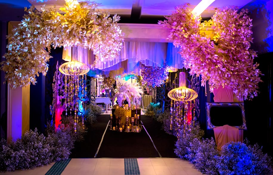 Cocktail party decor, event management company in gurgaon, wedding planner in gurgaon, destiny wedding,its all about theme, theme decor, theme importance
