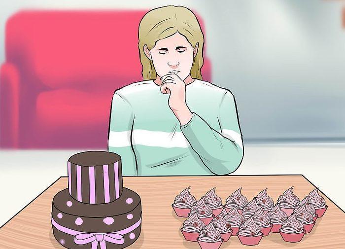 birthday party , cake decor