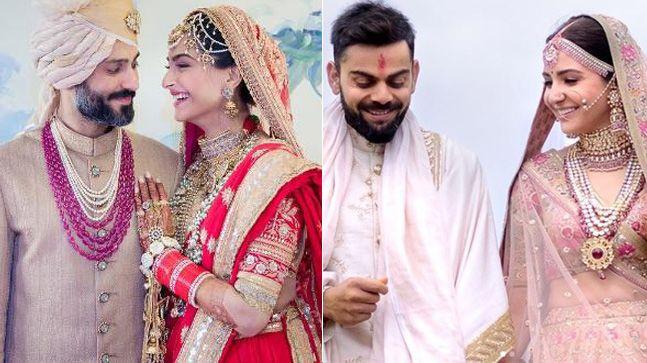 Celebrities Wedding Trends