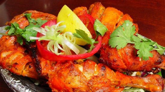 Spicy Masala Wings Chicken