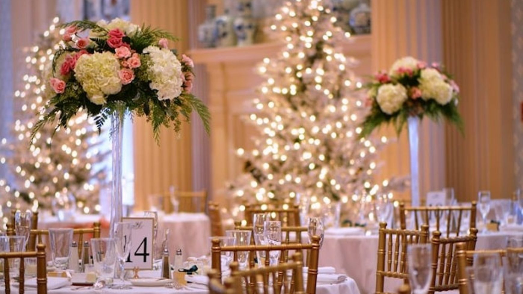 How To Create Magical Decor And Create Wedding Moment