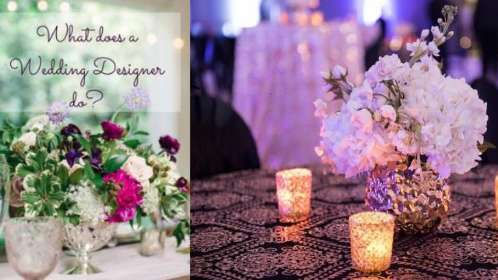 What Does An Event Designer Do?