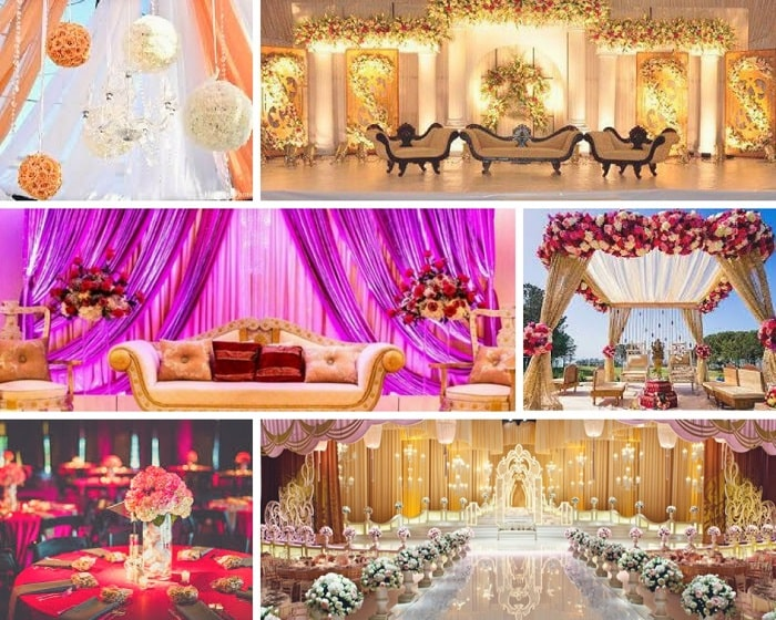 Wedding Function Had The Most Striking Theme Decor