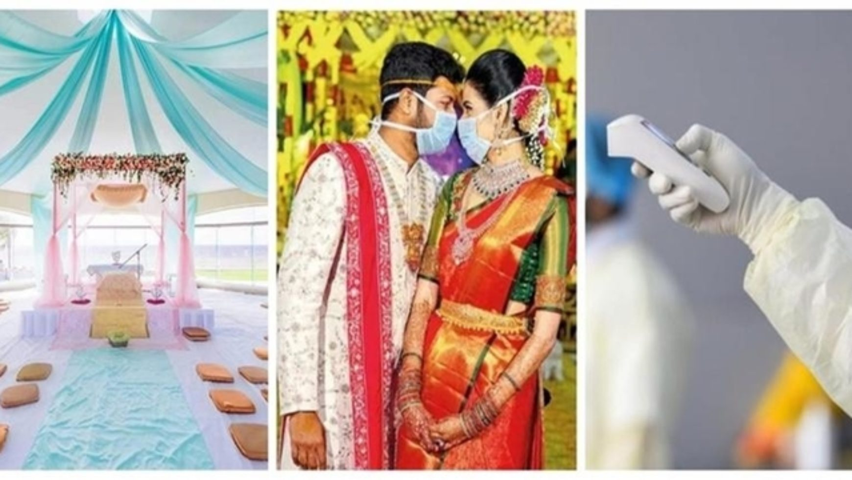 Weddings – Guidelines during Covid-19